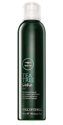 Tea Tree Shave Gel Espuma de Barbear 200ml