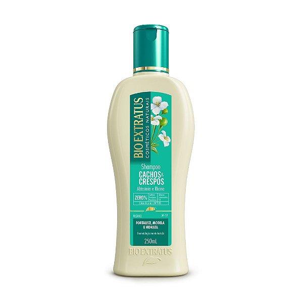Shampoo Bio Extratus Cachos e Crespos 250ml