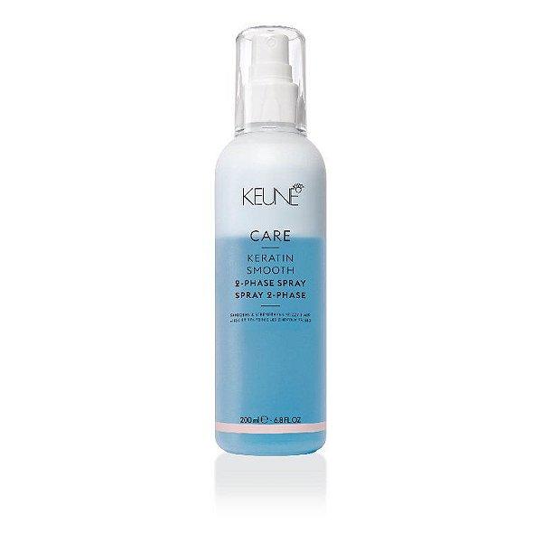 Keune Spray Keratin Smooth 2 Phase 200ml