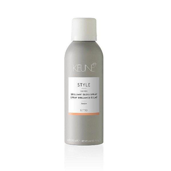 Spray Keune Style Brilliant Gloss 200ml