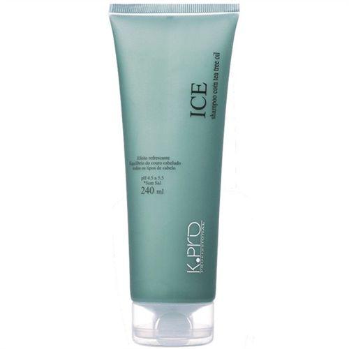 Shampoo K.Pro Ice - 240ml