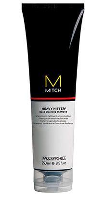 Shampoo Paul Mitchell Heavy Hitter Limpeza pesada 250ml