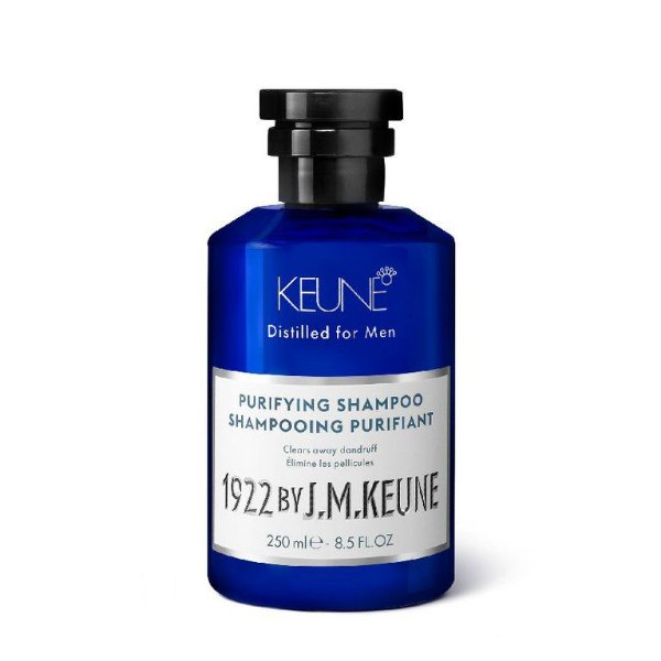Shampoo Keune 1922 by J.M. Purifying 250ml