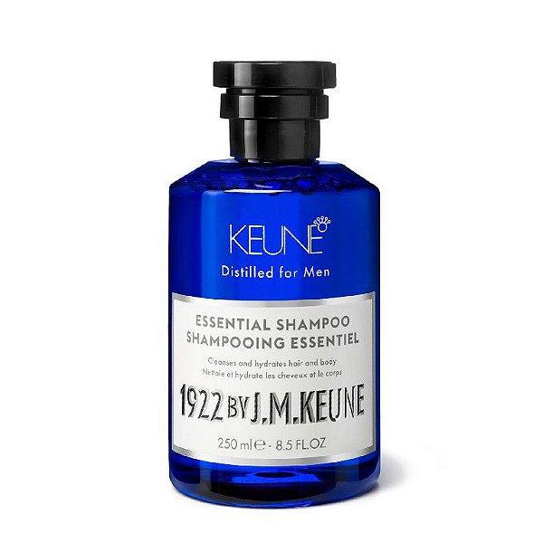 Shampoo Keune 1922 by J.M. Essencial 250ml