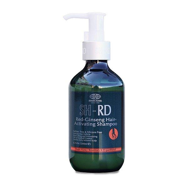 Shampoo SHRD Red-Ginseng Hair Activating 200ml