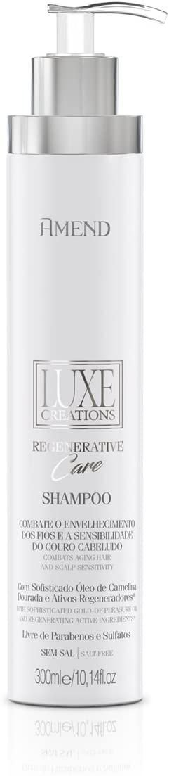 Shampoo Amend Regenerative Care Luxe Creations - 300ml