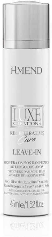 Leave in Amend Regenerative Care Luxe Creations 45ml
