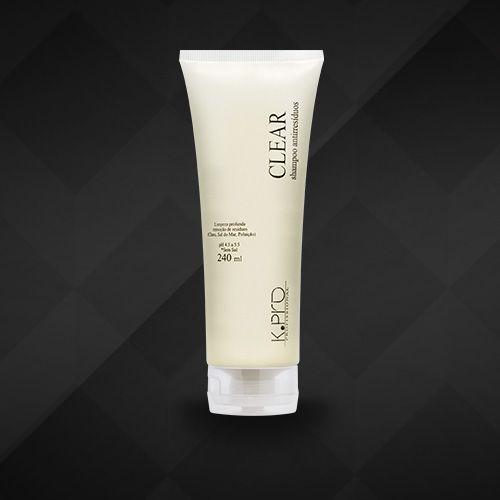 Shampoo KPro Clear Antirresíduos 240ml