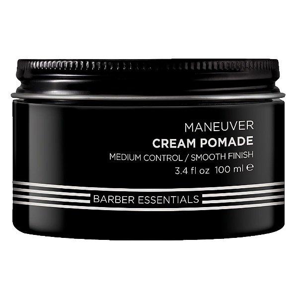 Pasta Modeladora Redken - Brews Maneuver Cream Pomade - 100ml