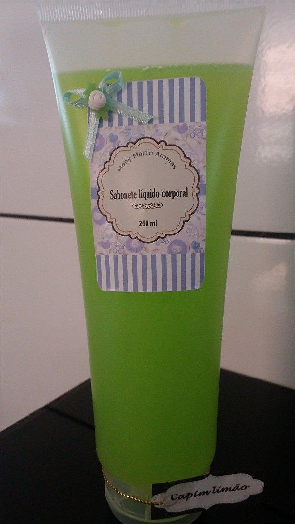 Sabonete Líquido Corporal Capim Limão