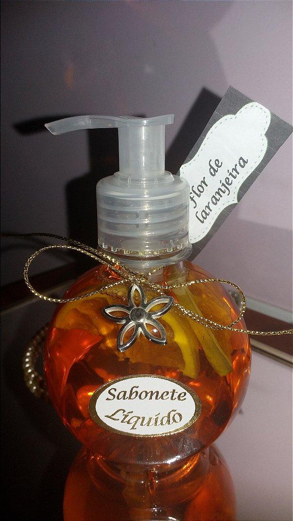 Sabonete Líquido Flor de Laranjeira 200 ml