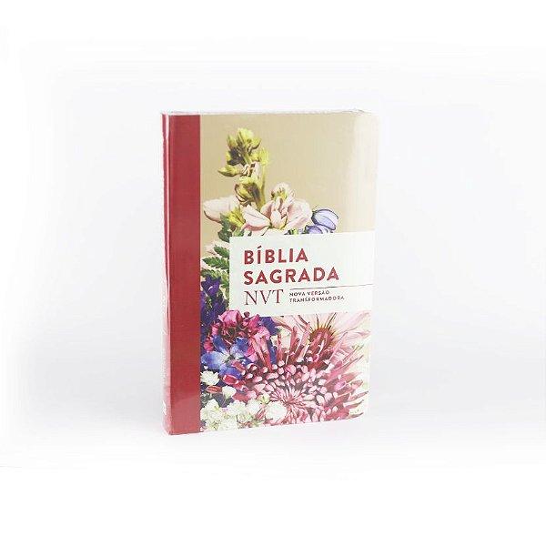 Bíblia Sagrada NVT Buquê