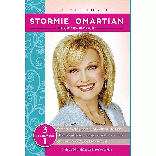 O Melhor de Ostormie Omartian Seleção Vida de Oração - 3 livros em 1