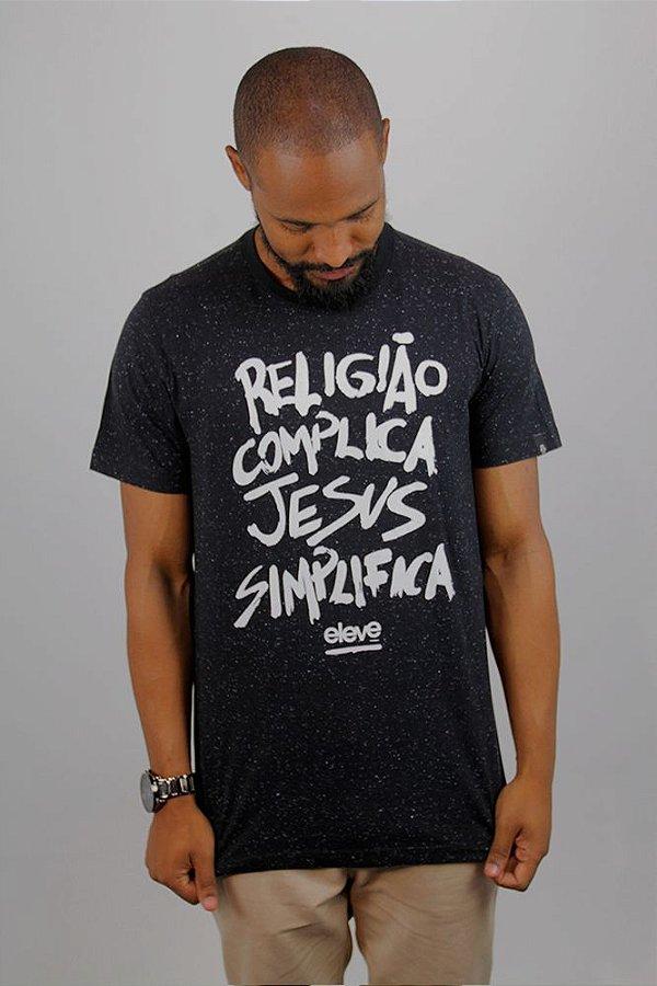 Camiseta Religião Eleve