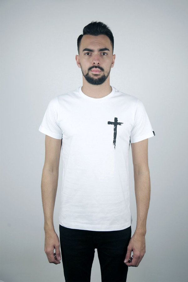 Camiseta O Nome Branca