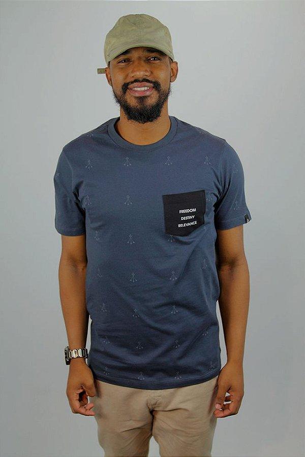 Camiseta Freedom Azul