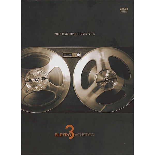 DVD Eletro Acústico 3