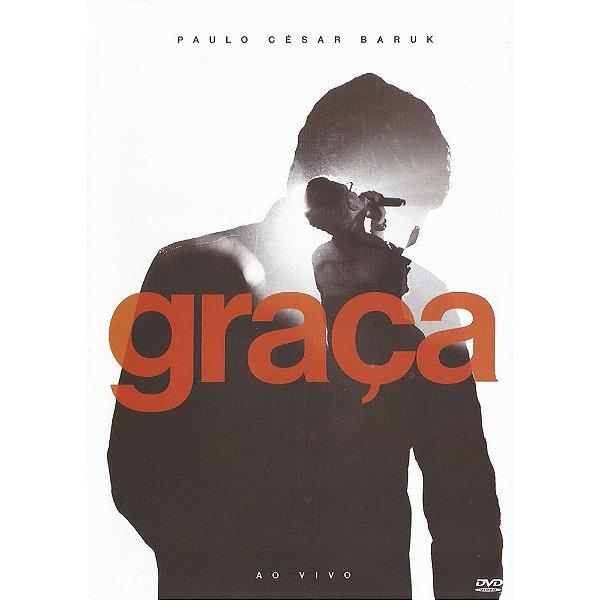 DVD Graça Ao Vivo