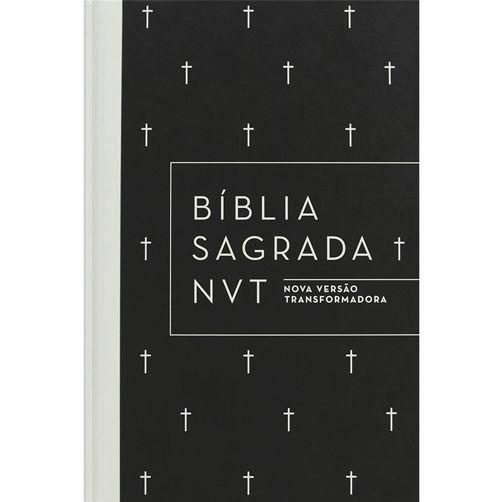 Bíblia Nvt - Cruz - Letra Normal, Capa Dura
