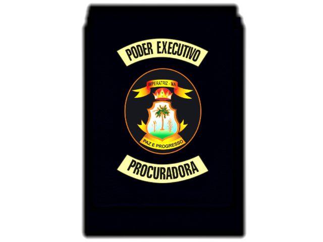 Carteira  Funcional Personalizada do Poder Executivo de Imperatriz-MA para Procuradora