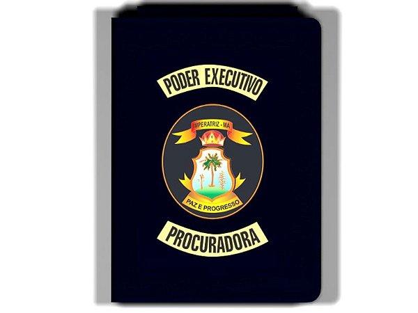 Carteira Standart Funcional Personalizada do Poder Executivo de Imperatriz-MA para Promotora