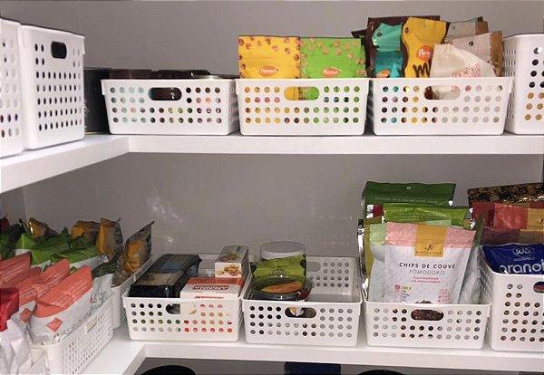 Cestas Organizadoras B5 4573 Kit c/10