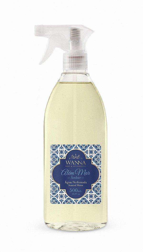 Água Perfumada Ambar - 500ML