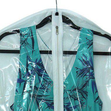 Capa para vestido longo 150X50cm.