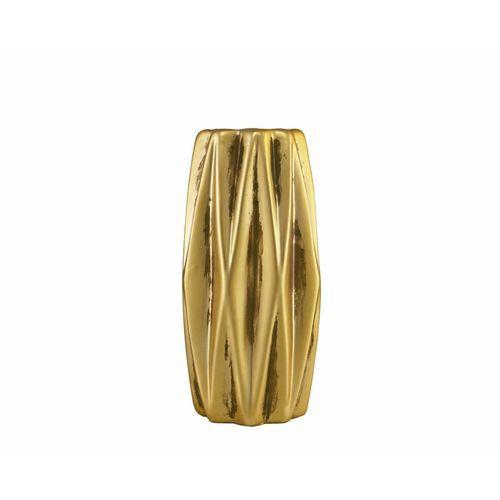 Vaso de cerâmica comprido