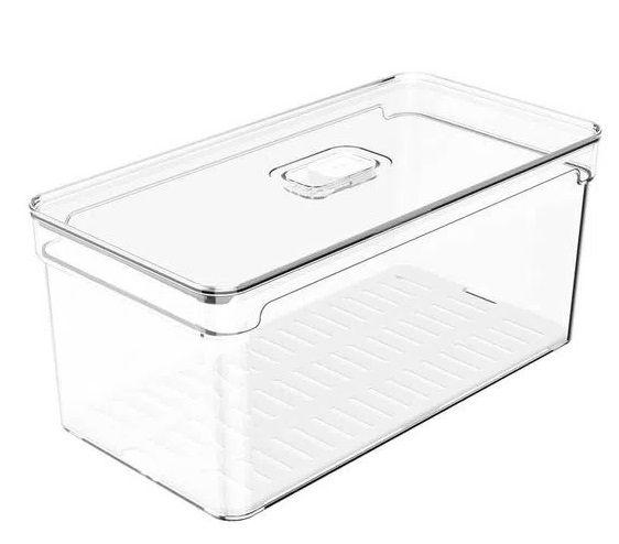 Organizador Clear Fresh Natural 5,0L - OU