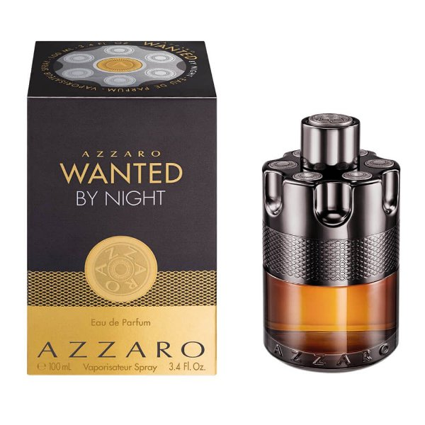 Perfume Wanted By Night Masculino Edt