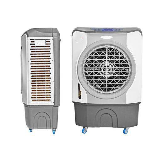 Climatizador De Ar Portátil M4500 110V C/ Painel Digital e Controle Remoto