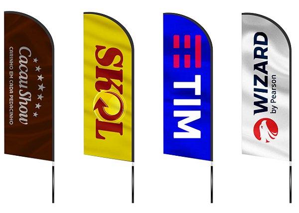 Flag Banner sem Base