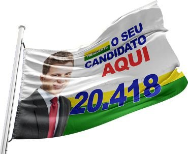 Bandeiras para Eleição