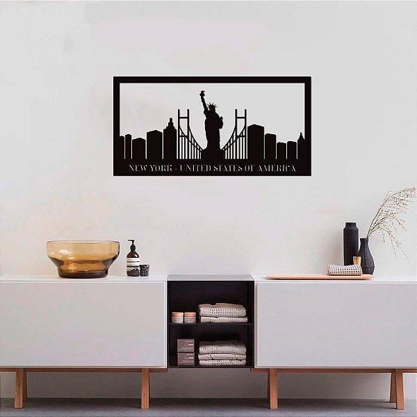 Quadro Cidade - New York