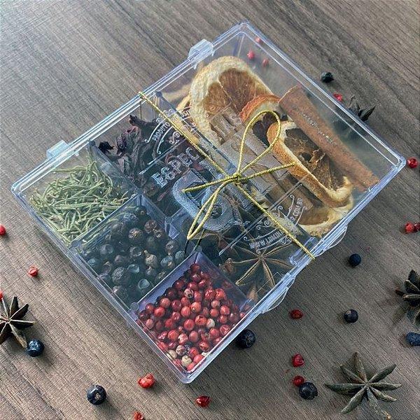 Box Gin Pocket Acrílica