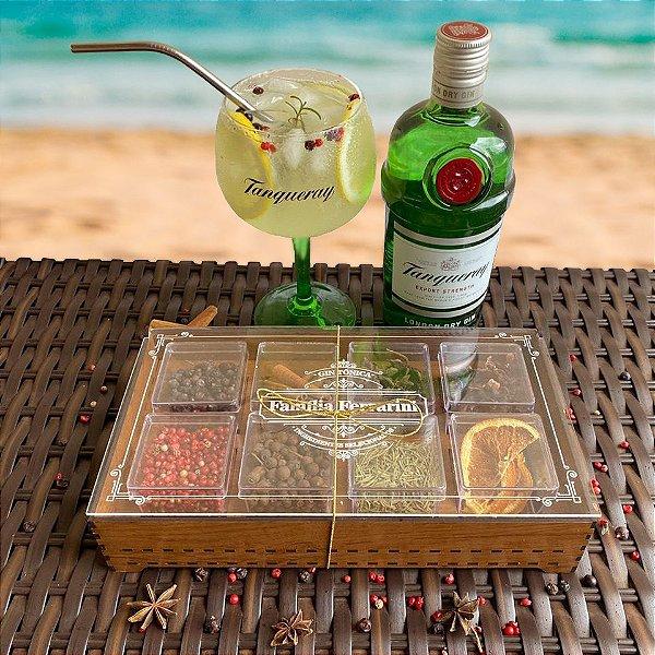 Box Gin Premium - Personalizada