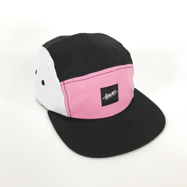 BONÉ 5 PANEL PINK LEMONADE