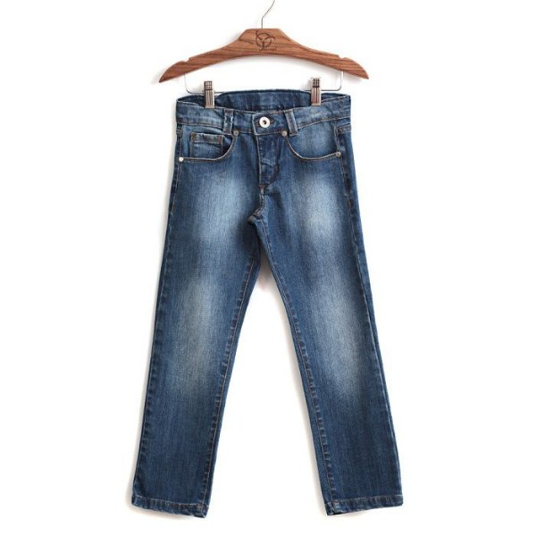 Calça Jokenpô Infantil Jeans Blue