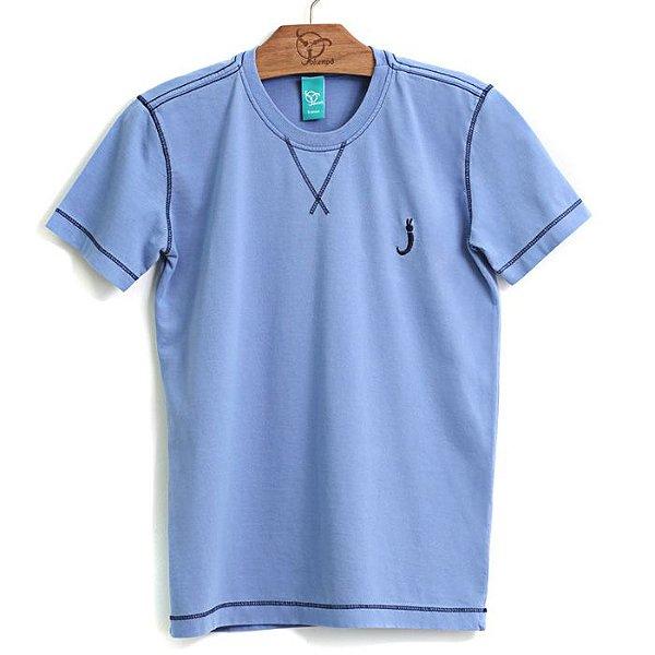 Camiseta Jokenpô Infantil M/C Jok Azul
