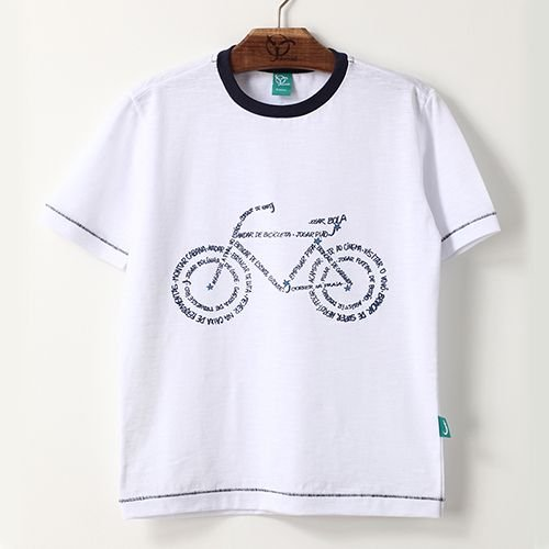 Camiseta Jokenpô Pai Bike