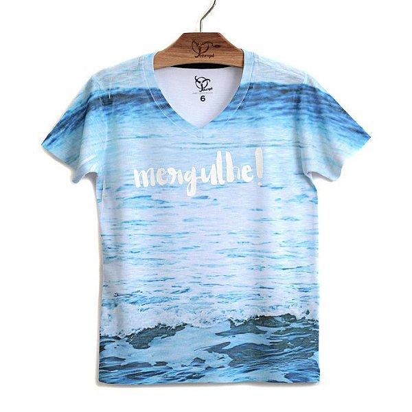 Camiseta Jokenpô Pai Mergulhe