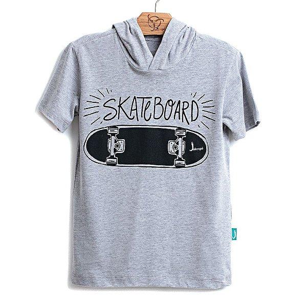 Camiseta Infantil Menino Skate Board