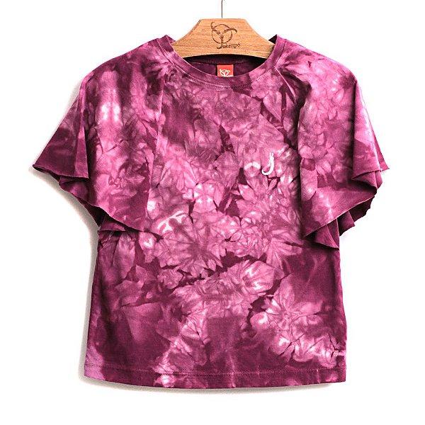 Blusa Infantil Tie Dye