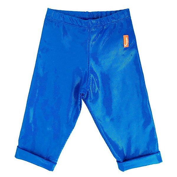 Legging Jokenpô Bebê Brilho Azul