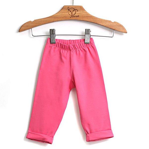 Legging Jokenpô Bebê Pink