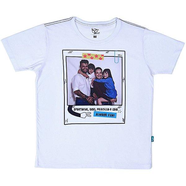 Camiseta Jokenpô Masculina Personalizada