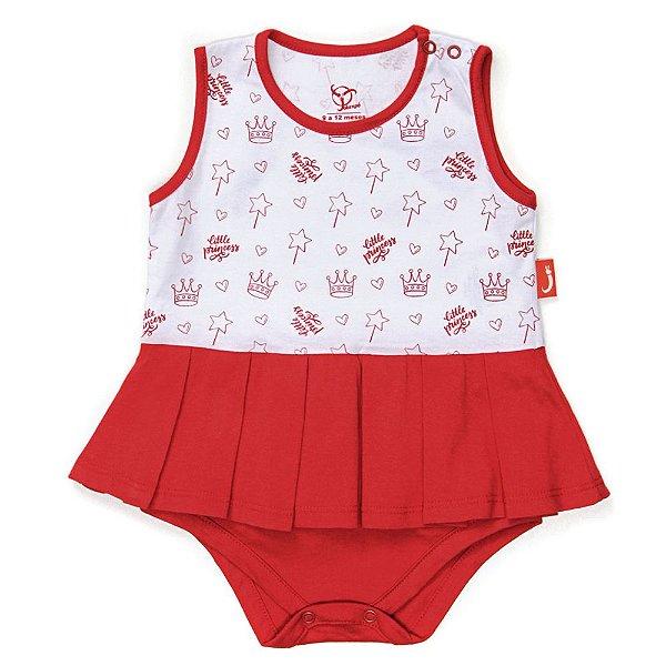 Vestido Jokenpô Bebê Litte Princess