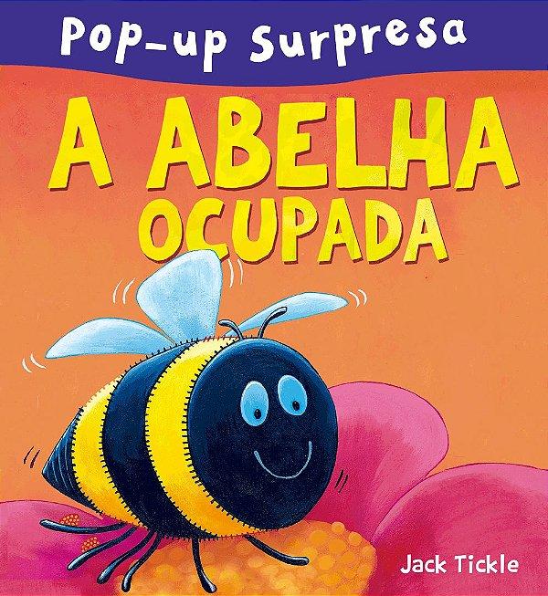 Livro A Abelha Ocupada