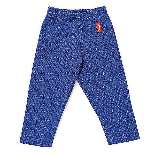 Legging Jokenpô Bebê Denim Azul